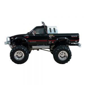 HG P407 2.4G 1:10 4WD Rally auto za TOYATO Pickup Truck RTR - crna - image HG-P407-Off-road-RC-Climbing-Car-OYATO-Pickup-Truck-RTR-Black-713311--300x300 on https://smartmall.hr