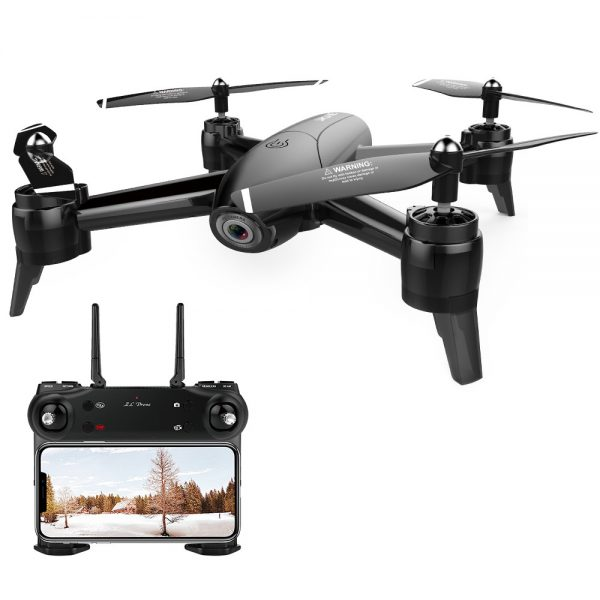 SG106 1080P WiFi FPV RC Drone Optičko pozicioniranje toka RTF - crno - image SG106-1080P-WiFi-FPV-RC-Drone-RTF-Black-Two-Battery-832247--600x600 on https://smartmall.hr