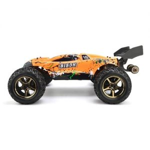 VKAR RACING BISON V2 2.4G 1:10 4WD terensko vozilo bez četkica s HOBBYWING 120A ESC RC Car RTR - narančasta - image VKAR-RACING-BISON-V2-RC-Car-RTR-Orange-526442--300x300 on https://smartmall.hr