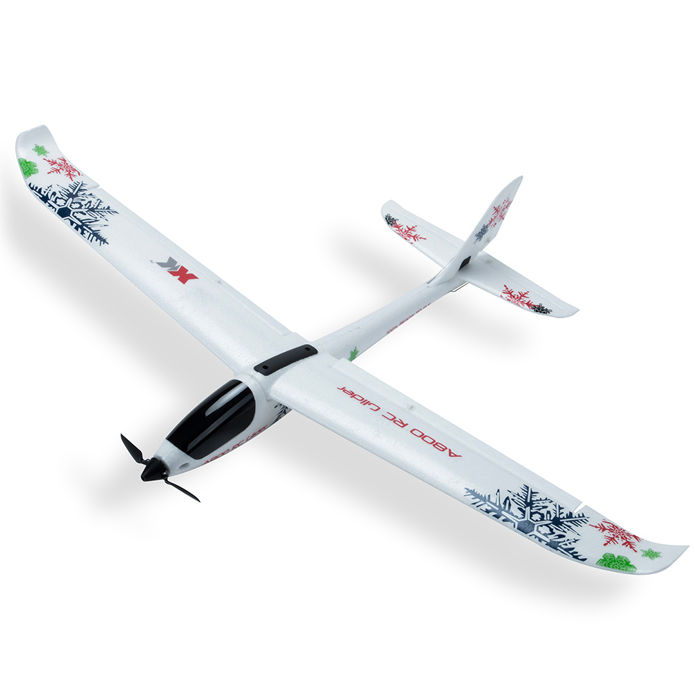 XK A800 2.4G 5CH EPO 780mm 3D 6G RC RC zrakoplov - image XK-A800-2-4G-5CH-EPO-Wingspan-3D-6G-System-RC-Glider-Airplane-RTF-772918- on https://smartmall.hr