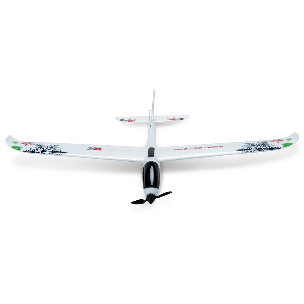 XK A800 2.4G 5CH EPO 780mm 3D 6G RC RC zrakoplov - image XK-A800-2-4G-5CH-EPO-Wingspan-3D-6G-System-RC-Glider-Airplane-RTF-772919- on https://smartmall.hr