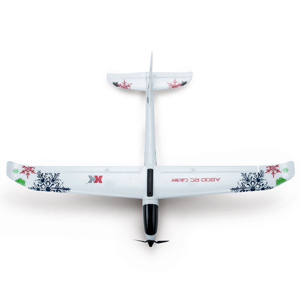 XK A800 2.4G 5CH EPO 780mm 3D 6G RC RC zrakoplov - image XK-A800-2-4G-5CH-EPO-Wingspan-3D-6G-System-RC-Glider-Airplane-RTF-772920- on https://smartmall.hr