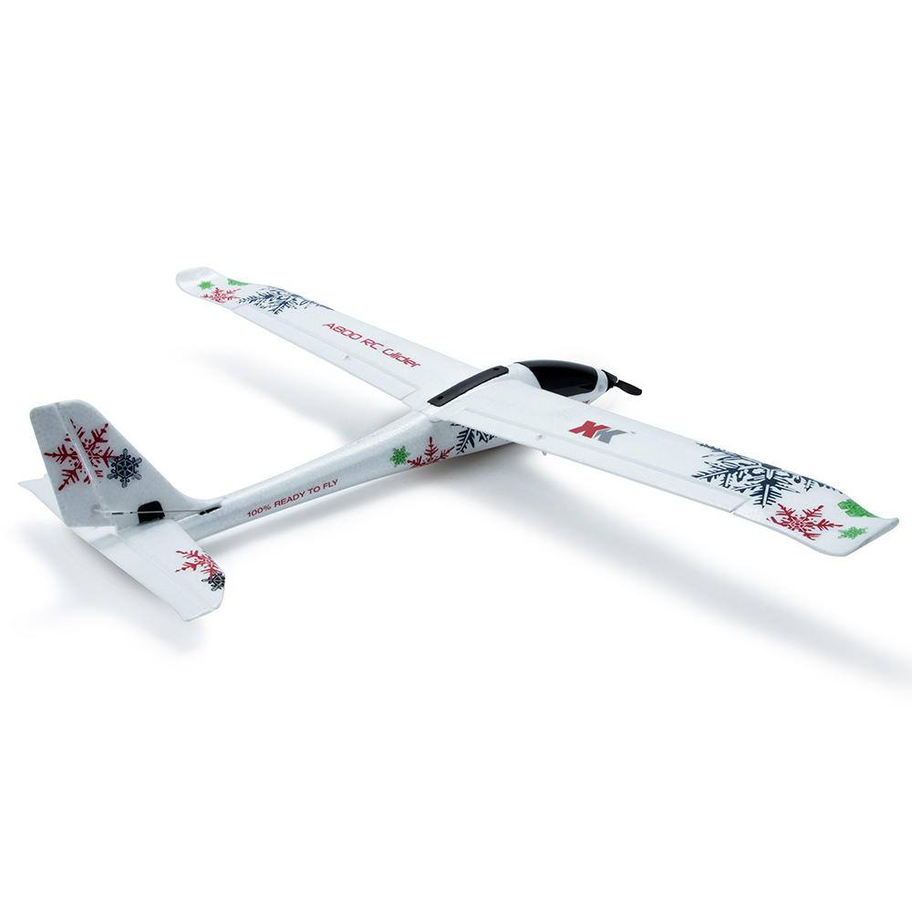 XK A800 2.4G 5CH EPO 780mm 3D 6G RC RC zrakoplov - image XK-A800-2-4G-5CH-EPO-Wingspan-3D-6G-System-RC-Glider-Airplane-RTF-772922- on https://smartmall.hr