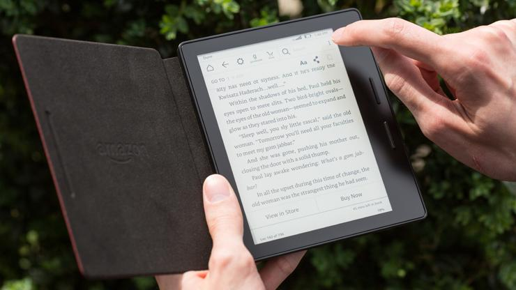 24 odlična high tech poklona za vašeg muškarca - image Amazon-Kindle-Oasis on https://smartmall.hr