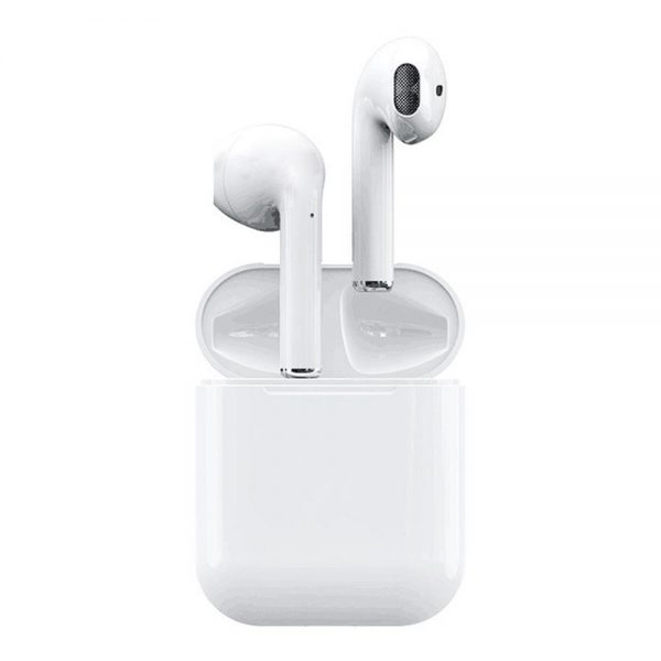 Apods i12 - Bluetooth 5.0 | TWS Slušalice Realtek 8763BFR | Nadograđeno izdanje - image Apods-i12-TWS-Wireless-Bluetooth-Earphones-White-859968--600x600 on https://smartmall.hr