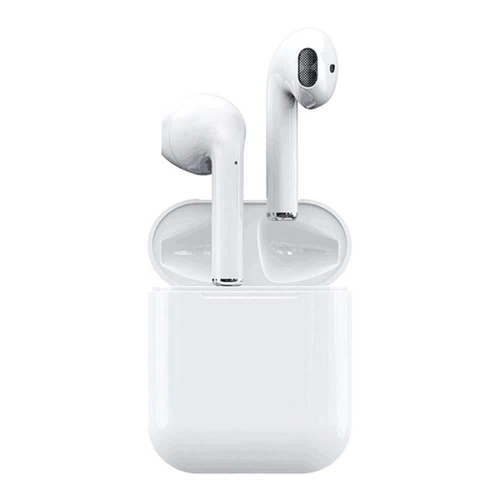Apods i12 - Bluetooth 5.0 | TWS Slušalice Realtek 8763BFR | Nadograđeno izdanje - image Apods-i12-TWS-Wireless-Bluetooth-Earphones-White-859968- on https://smartmall.hr