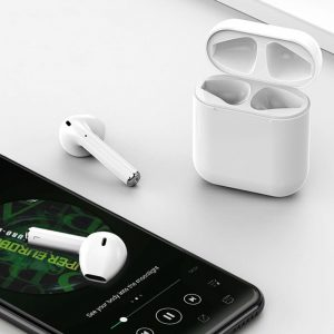 Apods i12 - Bluetooth 5.0 | TWS Slušalice Realtek 8763BFR | Nadograđeno izdanje - image Apods-i12-TWS-Wireless-Bluetooth-Earphones-White-859969--300x300 on https://smartmall.hr