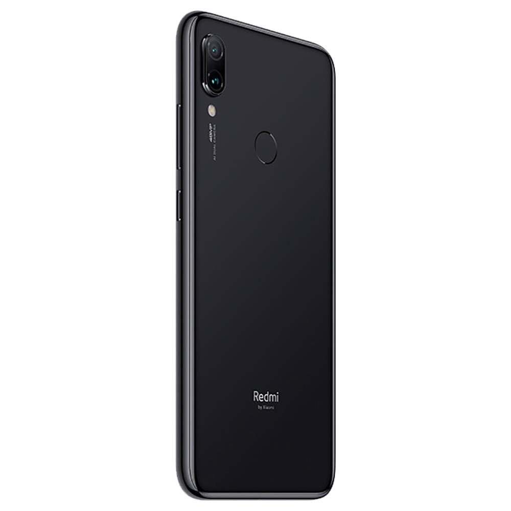 Xiaomi Redmi Note 7 6,3 inčni 4G LTE Smartphone Snapdragon 660 4GB 64GB 48.0MP + 5.0MP Dual AI fotoaparati MIUI 10 Type-C Brzo punjenje IR daljinski upravljač Global Version - crna - image Global-Version-Xiaomi-Redmi-Note-7-6-3-Inch-4GB-64GB-Black-839020- on https://smartmall.hr