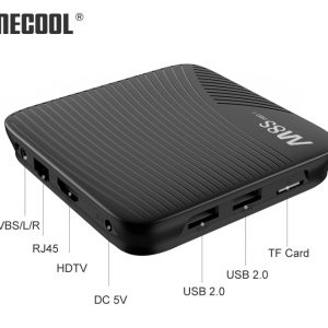 MECOOL M8S PRO L YouTube 4K Netflix HD Streaming 3GB / 32GB Android KODI 17.3 TV BOX WIFI Bluetooth LAN HDMI - crna - image MECOOL-M8S-PRO-L-Android-7-1-S912-TV-Box-3GB-16GB-20171207180034991-300x300 on https://smartmall.hr