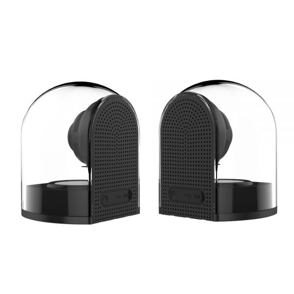 OVEVO D18 3D - Magnet - Bluetooth 4.2 - Vodootporni zvučnici - image OVEVO-D18-3D-Magnet-Bluetooth-Speakers-HiFi-Black-665791--600x600 on https://smartmall.hr