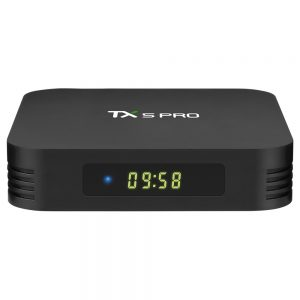 A95X MAX S905X2 - 4GB DDR4 64GB eMMC 4K Android 8.1 TV box SATA 2.5 SSD / HDD Dual Band WiFi Bluetooth Gigabit LAN USB3.0 - image Tanix-TX5-Pro-Amlogic-S905X2-Android-8-1-4GB-32GB-TV-Box-863229--300x300 on https://smartmall.hr