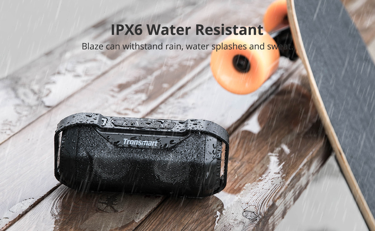 Tronsmart Element Blaze Bluetooth zvučnik IPX6 - image Tronsmart-Element-Blaze-10W-Bluetooth-Speaker-20190319115056948 on https://smartmall.hr