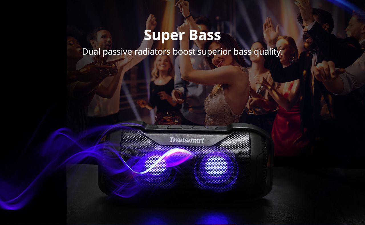 Tronsmart Element Blaze Bluetooth zvučnik IPX6 - image Tronsmart-Element-Blaze-10W-Bluetooth-Speaker-20190319115100317 on https://smartmall.hr