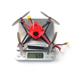 Happymodel Sailfly-X 105mm 2-3S Freestyle Mikro FPV Drone s Crazybee F4 PRO 700TVL Cam BNF - image geekbuying-Happymodel-Happymodel-Sailfly-X-105mm-2-3S-Freestyle-BNF-Red-791778--300x300 on https://smartmall.hr
