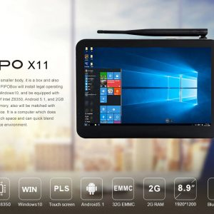 VOYO i8 Max 4G 10,1 Tablet PC MT6797  64 GB HDD Dual SIM  Android - Srebrna - image geekbuying-PIPO-X11-8-9-inch-Dual-OS-Intel-Z8350-2GB-32GB-Tablet-PC-744691--300x300 on https://smartmall.hr